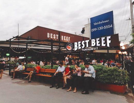 Best beef bangkok