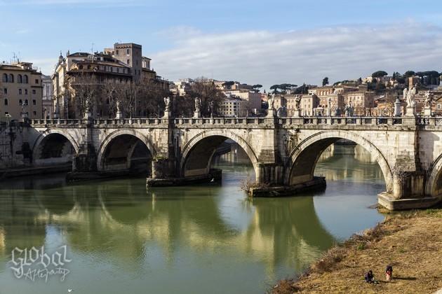 Ponte Sant'Angelo bridge
