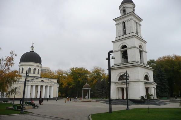Chisinau, Moldova.