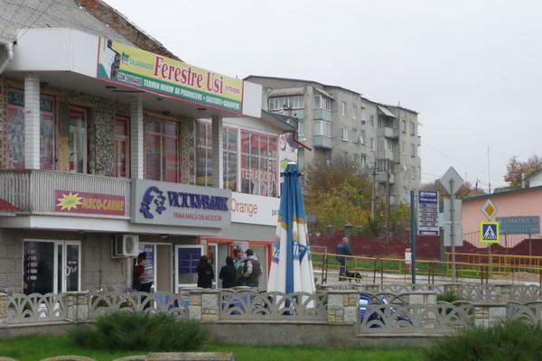 Raha vaihtuu. Ensimmäinen stoppi Moldovassa.