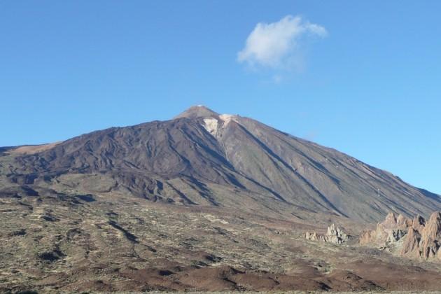 Itse Teide.