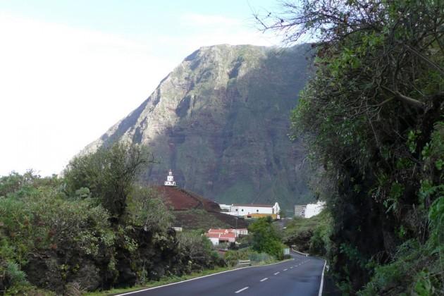 El Hierron unelias pääkaupunki Valverde.