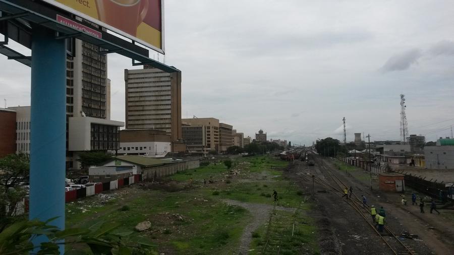 Sambian Pääkaupunki