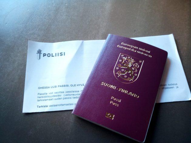 poliisi viisumi