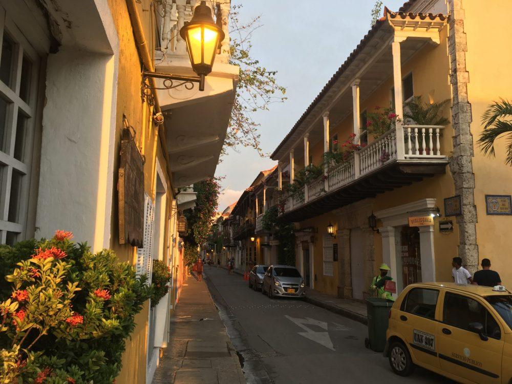 Päivä 176, Cartagena de Indias (Kolumbia)