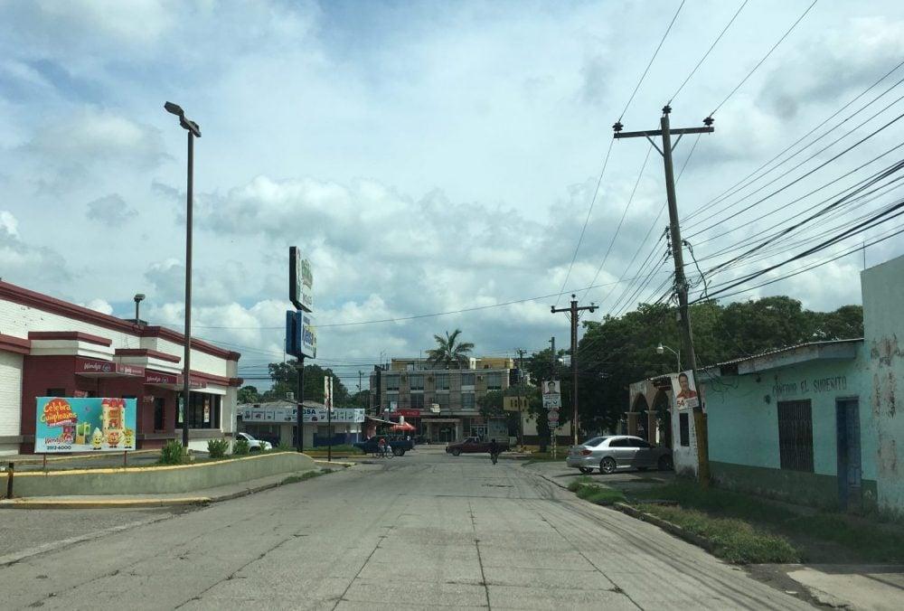 Päivä 192, San Miguel (El Salvador)