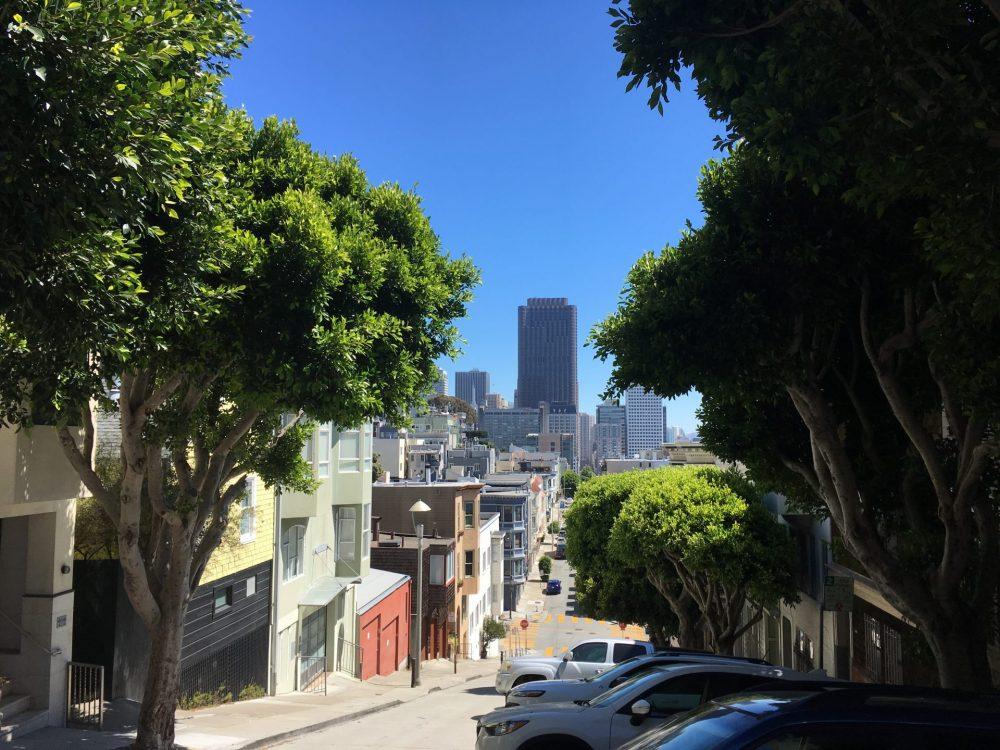 Päivä 237, San Francisco (Kalifornia, Yhdysvallat)