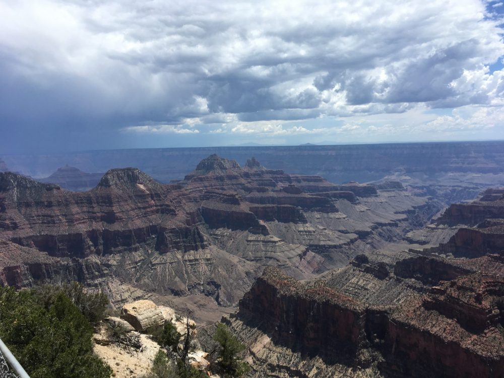 Päivä 245, Hell's Backbone Road (Utah, Yhdysvallat)