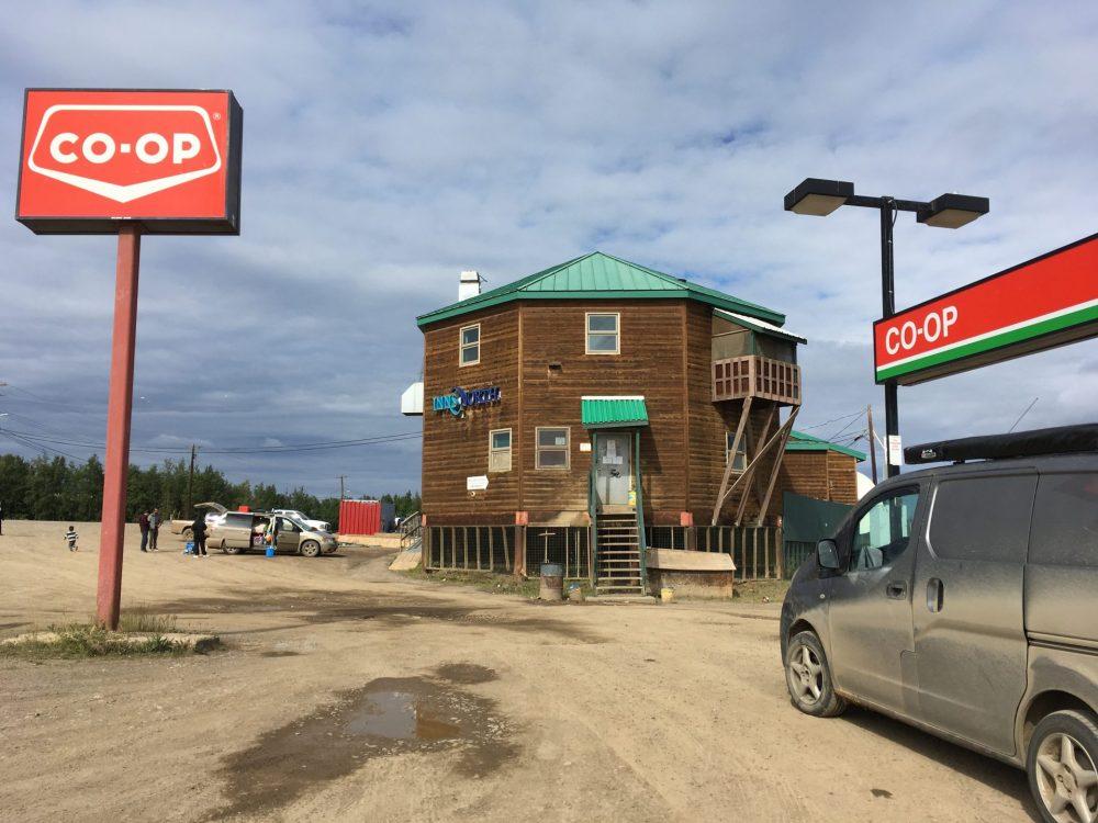 Päivä 271, Dawson City (Yukon, Kanada)