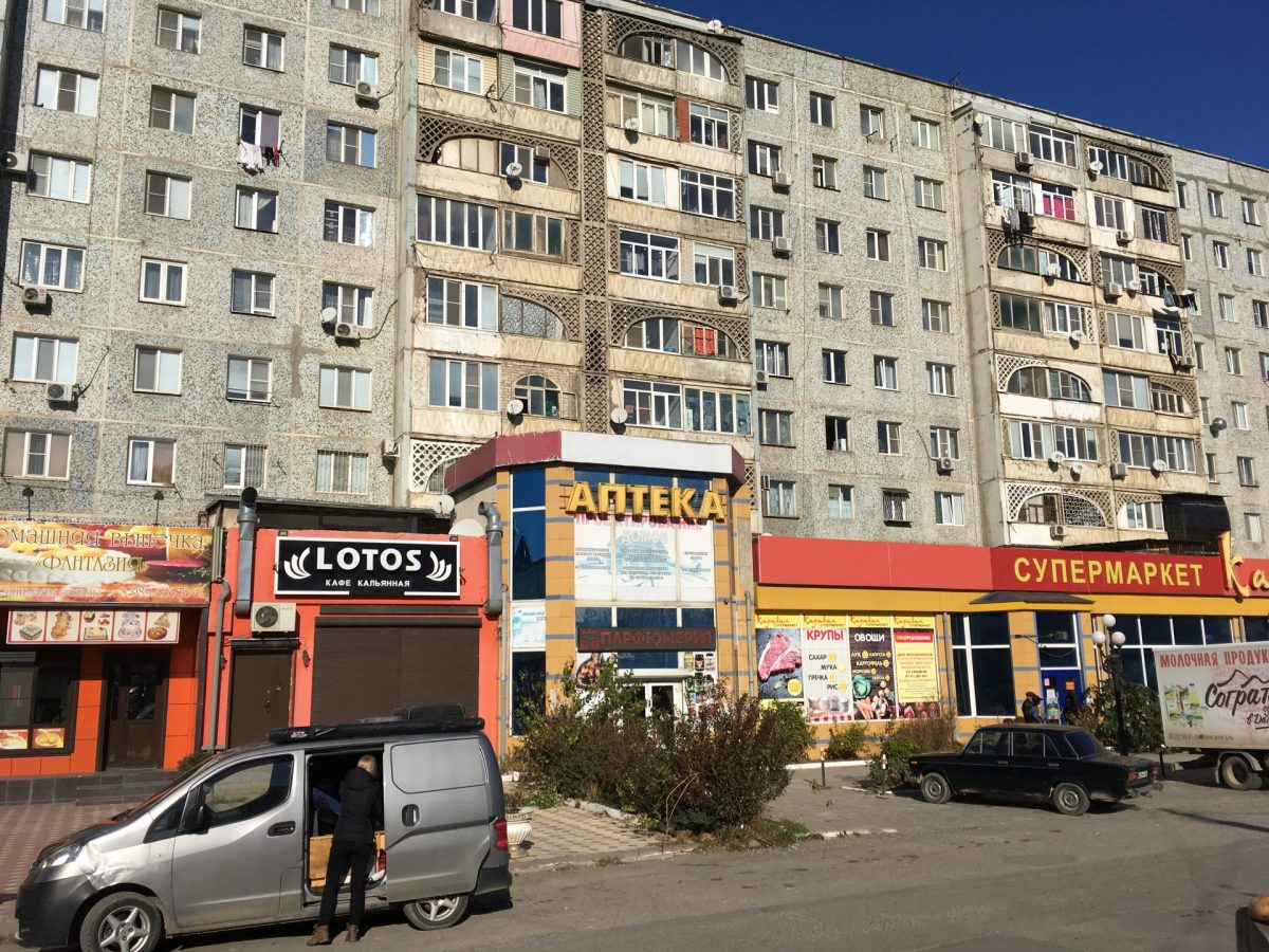Päivä 374, Tbilisi (Georgia)