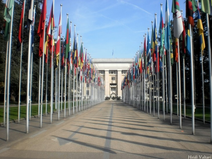 Palais des Nations, Geneve
