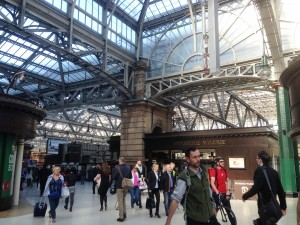Glasgowin rautatieasema