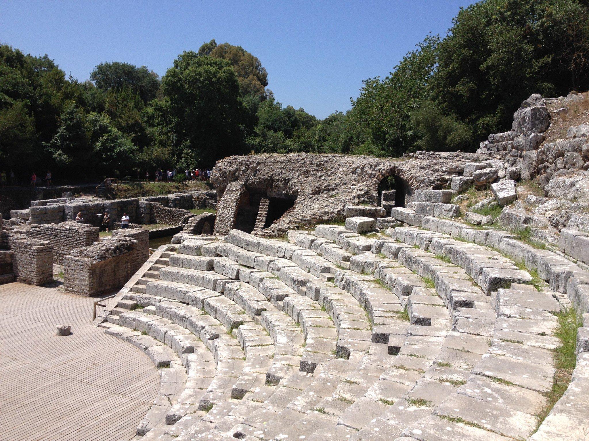 Butrintin amfiteatteri