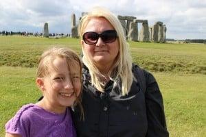 Me ja Stonehenge