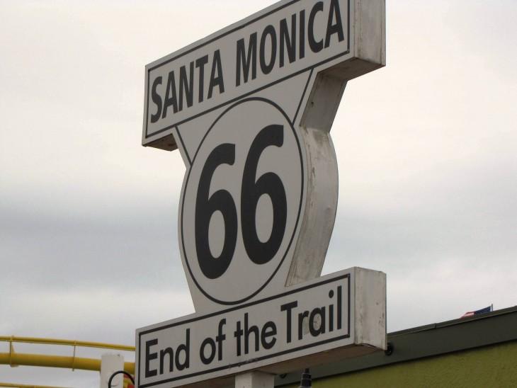 Tähän loppuu tie nro 66.