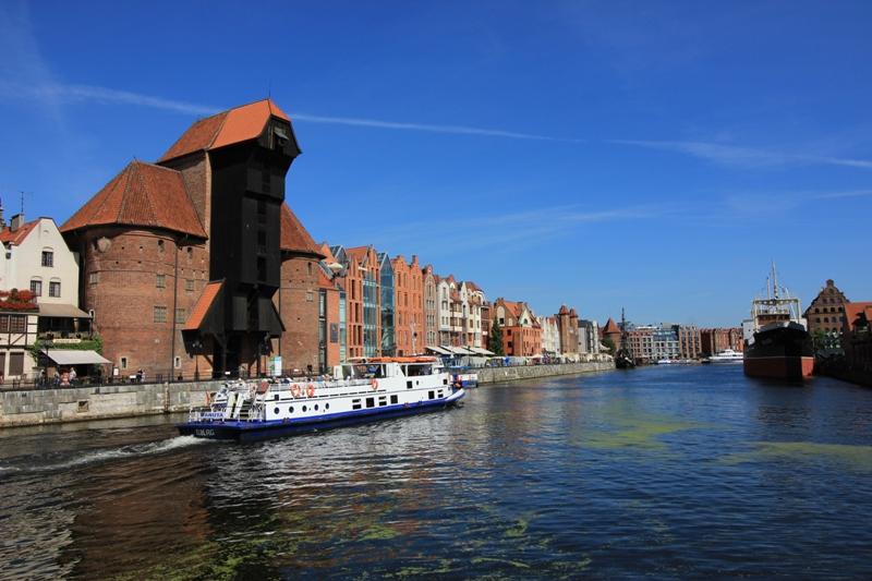 Tulevat Tapahtumat: Gdansk
