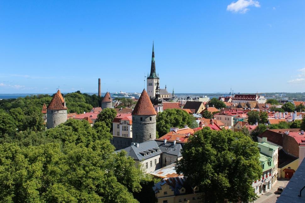Tallinnaan