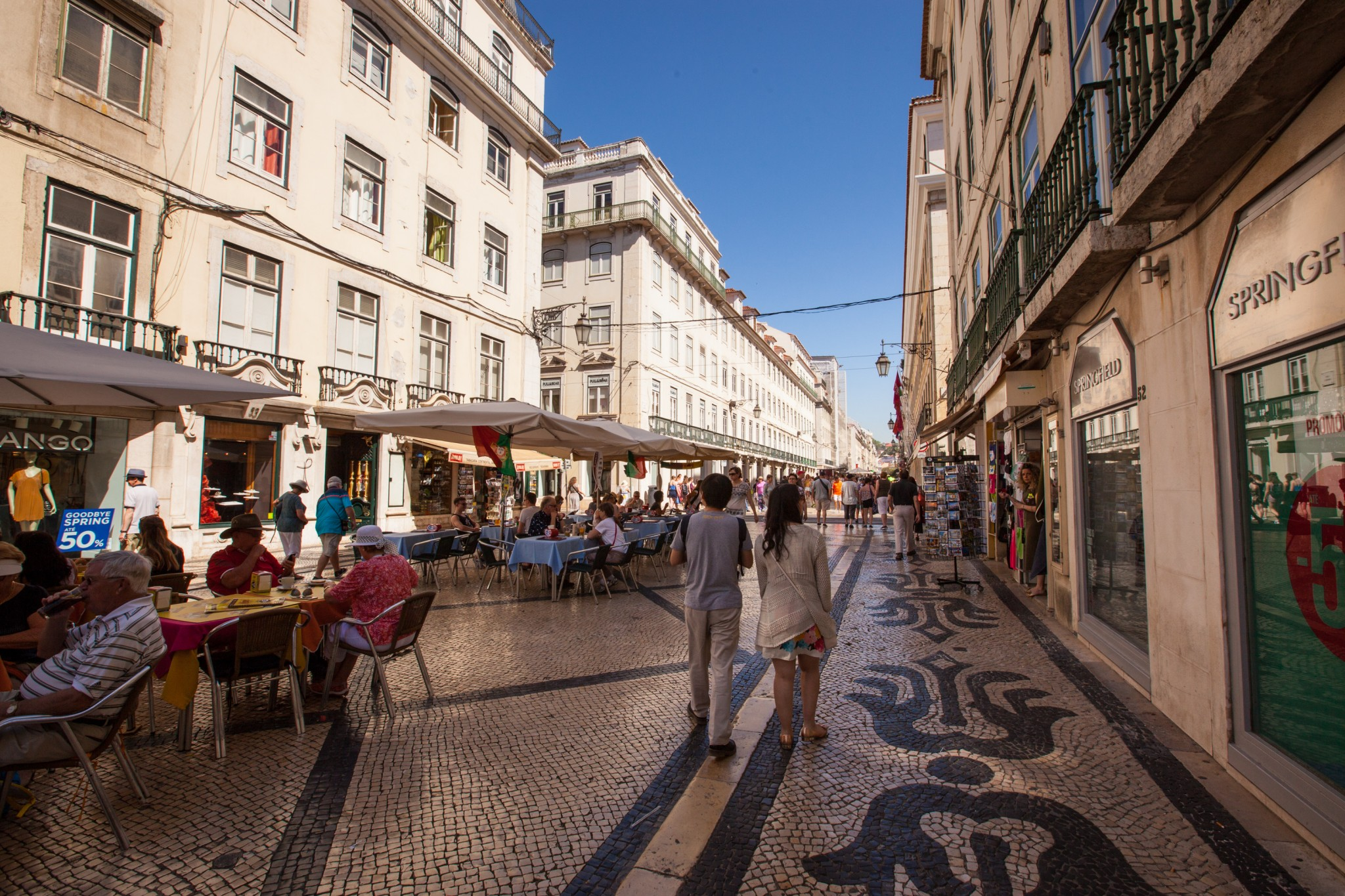 Lissabon Kokemuksia