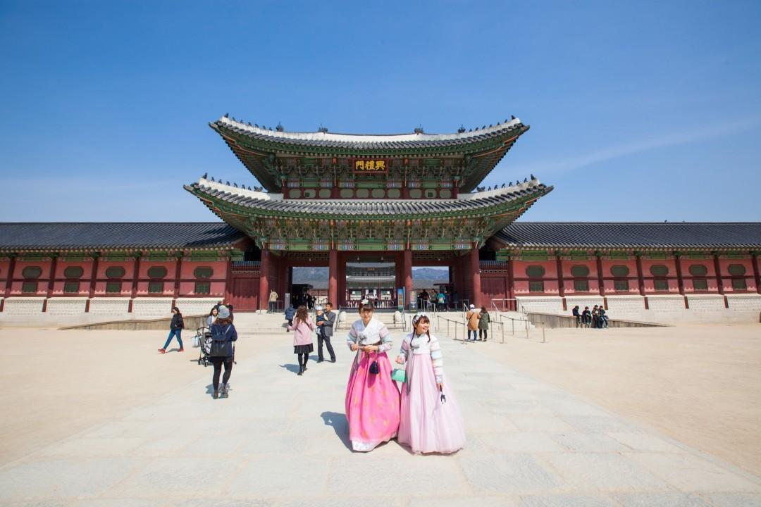 Koukku Etelä-Koreassa