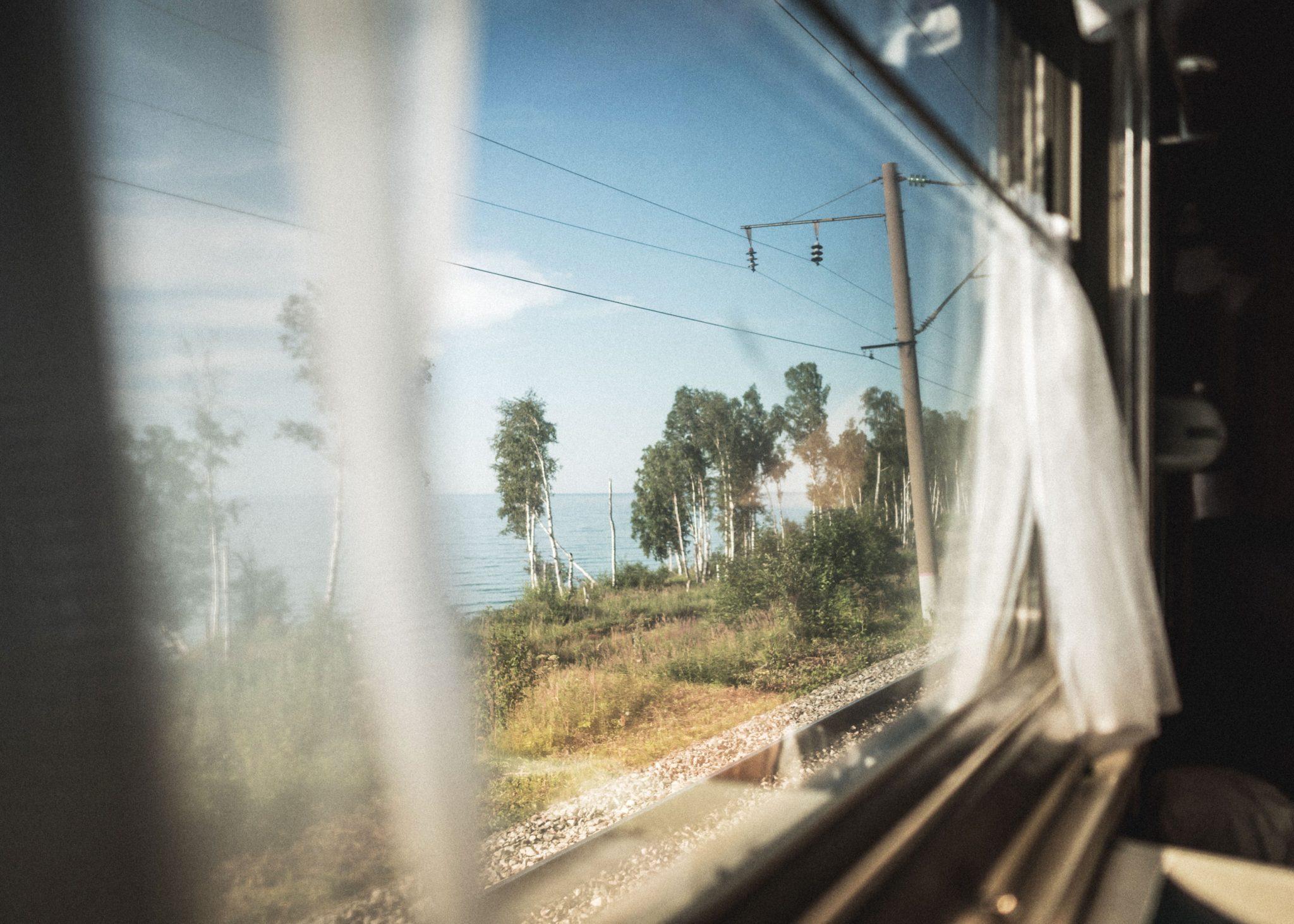 junan ikkuna ja maisemia