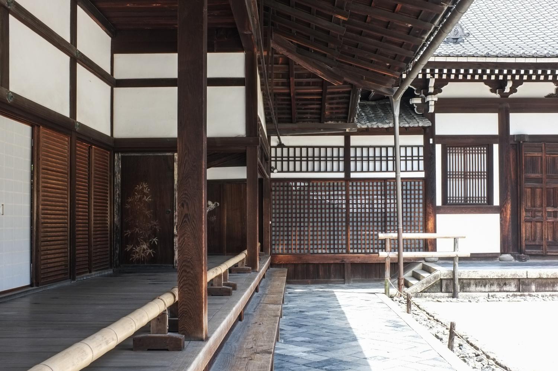 Tofuku-ji temppelin sivutemppeli