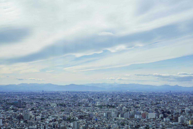Tokion siluetti