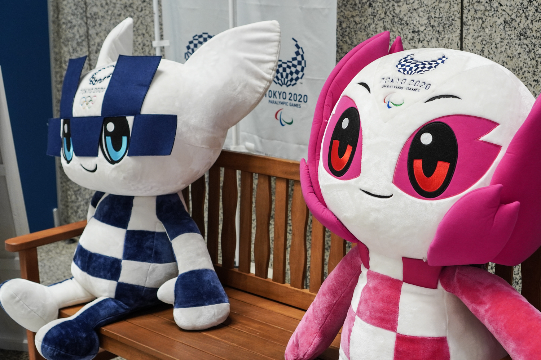 Tokyo 2020 olympialaisten maskotit