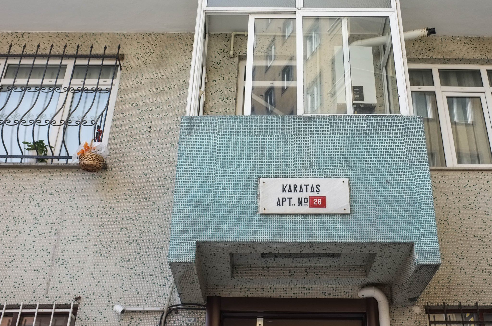 kotitalo Istanbulissa