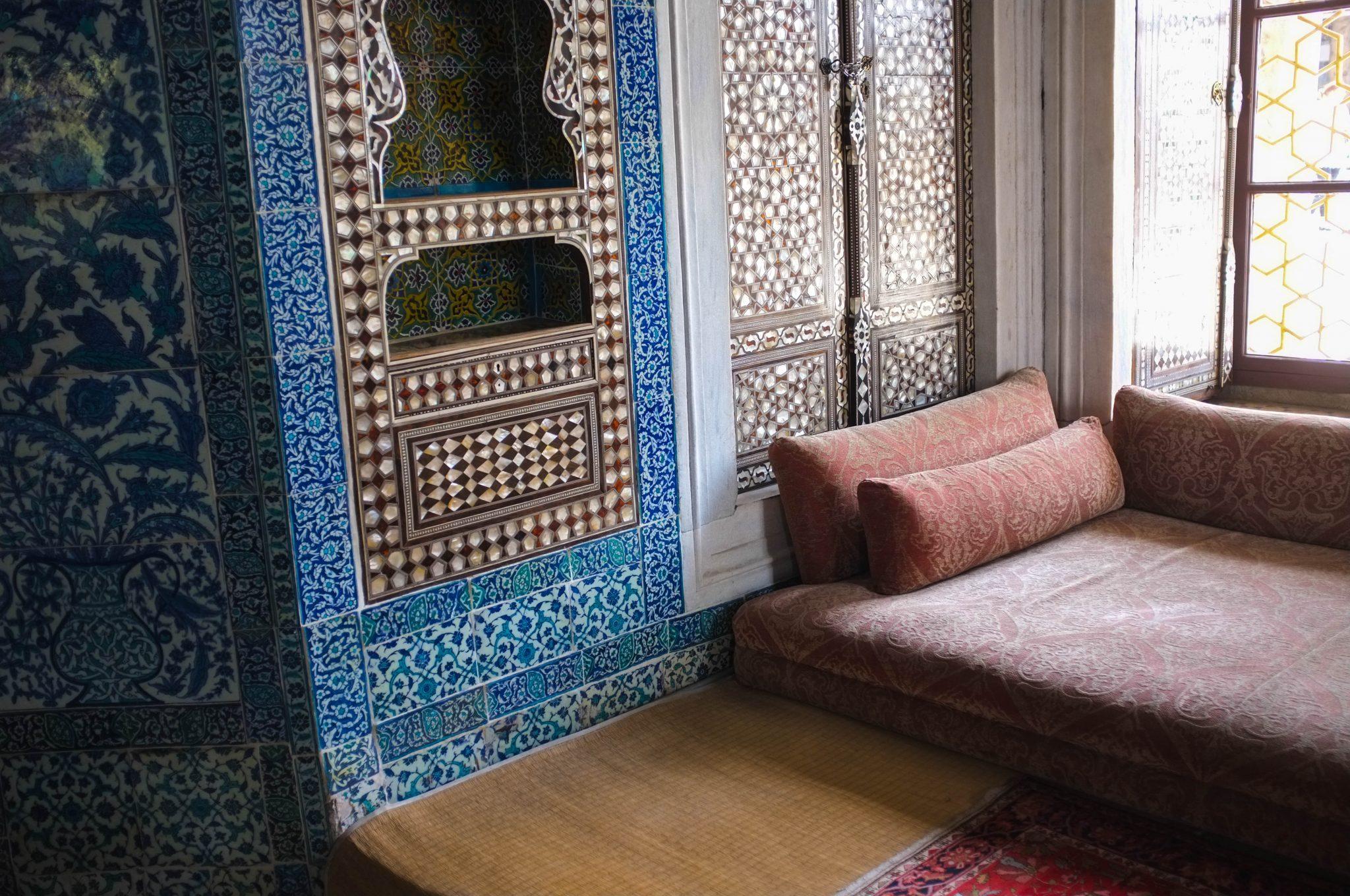 palatsi Istanbulissa