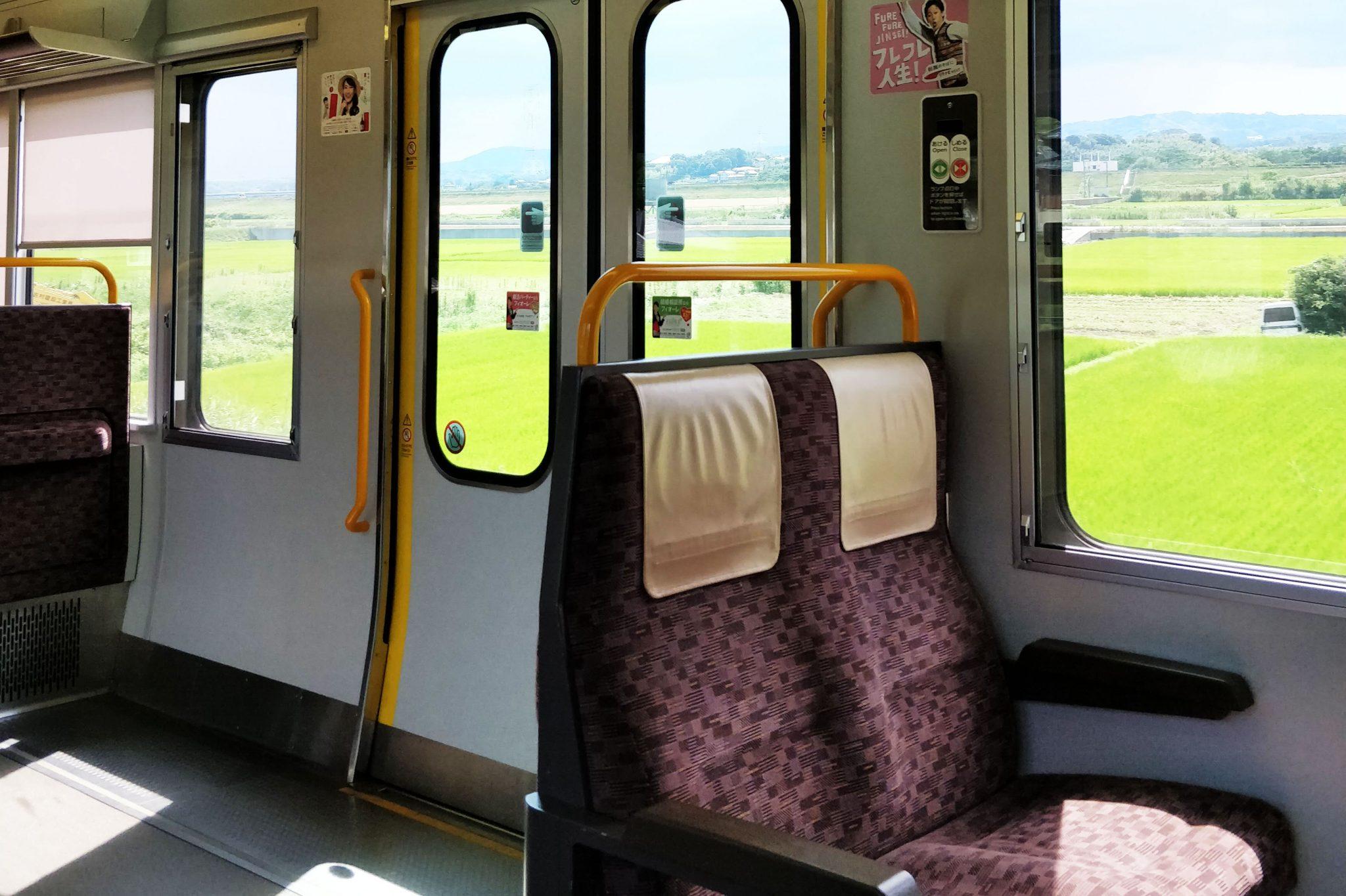 Japanilainen lähijuna