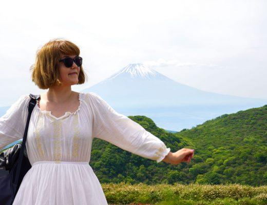 Iida ja Fuji-vuori