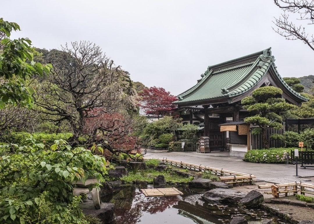 Kamakuran temppeleitä
