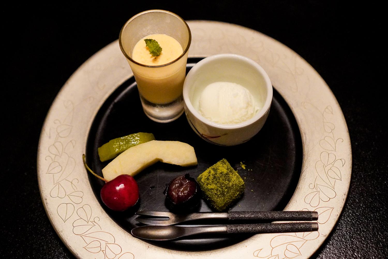 dessert at Goshoboh