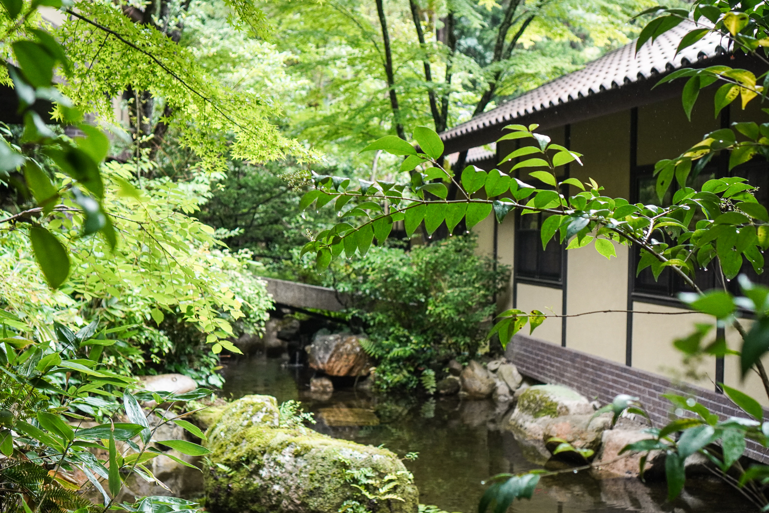 mini villa at Gosho Bessho
