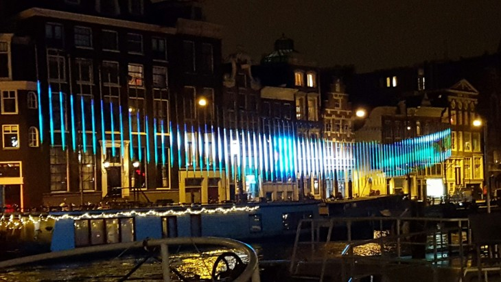 Amsterdam Light Festival 2015 2016 Illuminade The Northern Lights