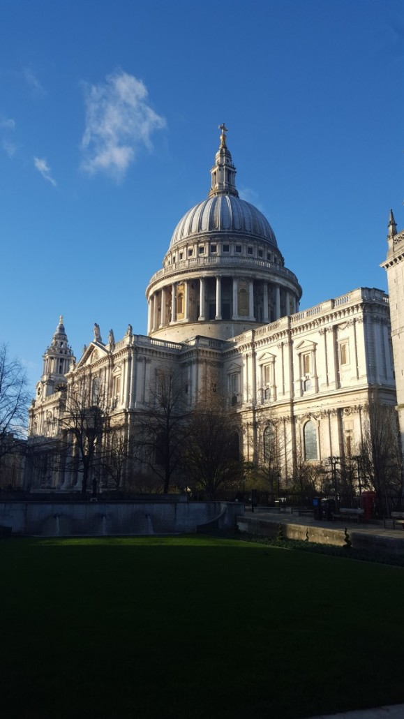 Lontoo, St. Paul's Cathedral