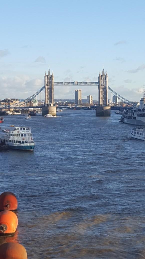 London Bridge, Lontoo