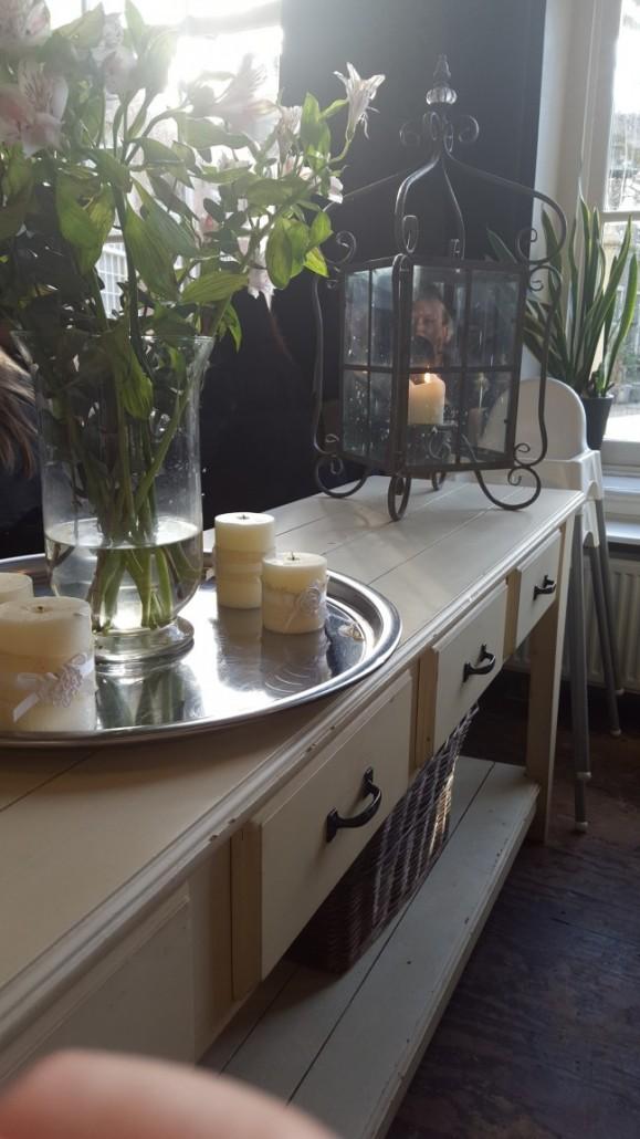 Hofje Haarlem Alankomaat Hollanti kahvila gluteeniton