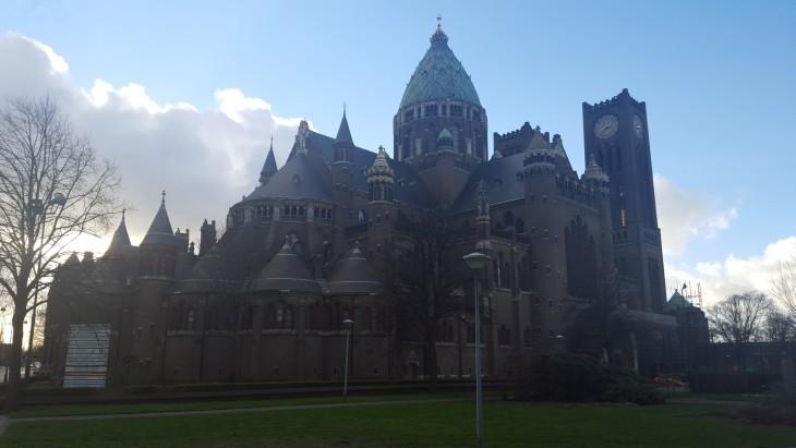 Kathedraal Sint Bavo Haarlem Hollanti Alankomaat