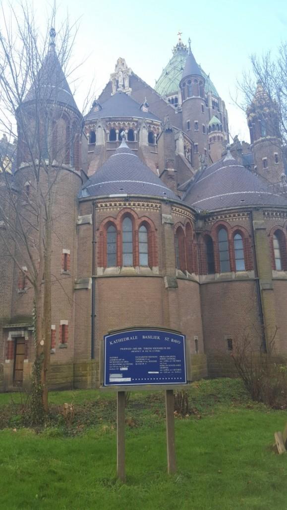 Kathedraal Sint Bravo Haarlem
