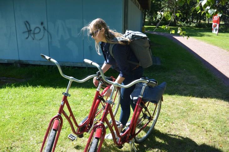Pyöräily Hollanti Alankomaat