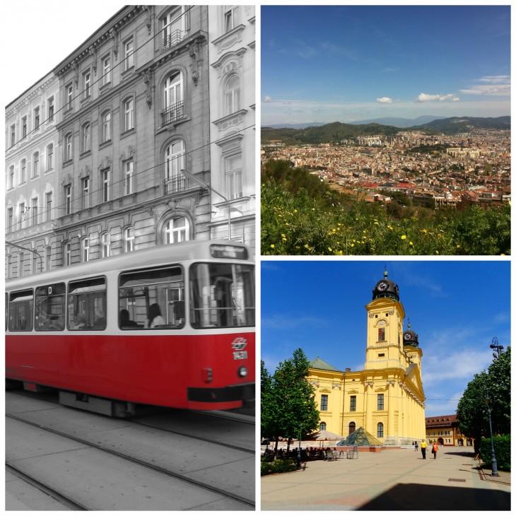 Barcelona Wien Debrecen reppureissu Eurooppa