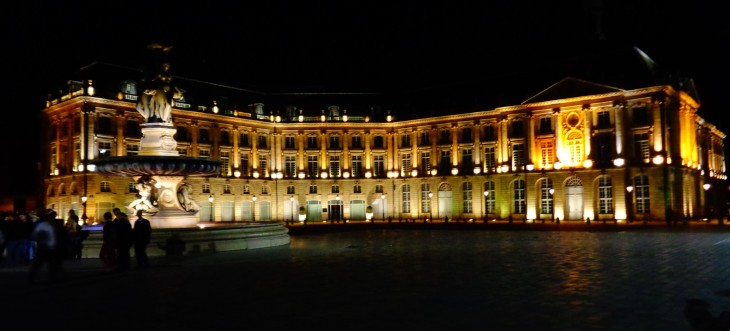 Place de la Bourse, Bordeaux, Ranska