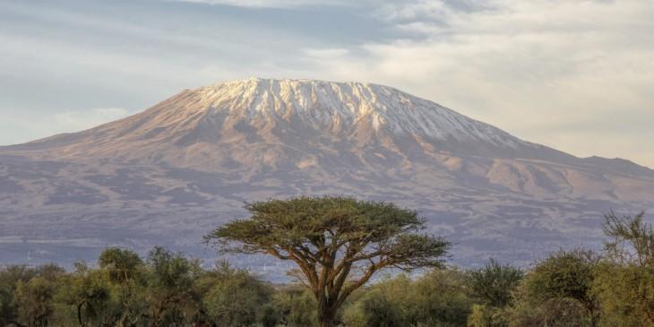Kilimanjaro vaellus matka