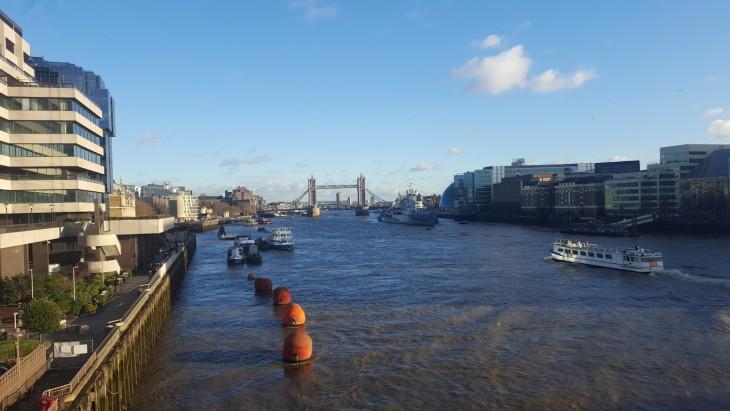London Bridge Lontoo silta nähtävyys