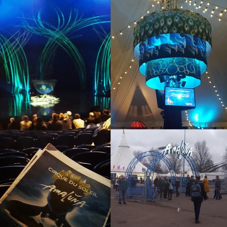 Cirque du Soleil Amaluna Amsterdamissa