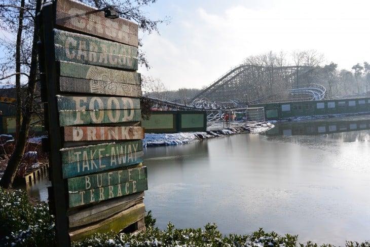 De Efteling huvipuisto Alankomaat Hollanti