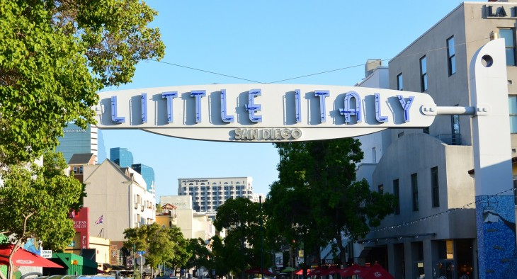 Little Italy San Diego