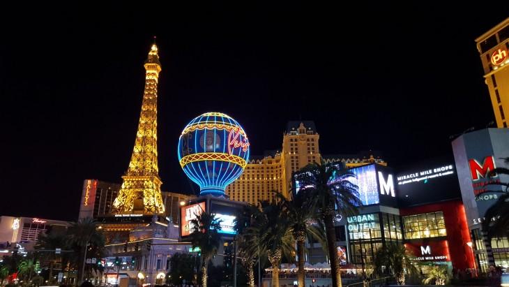 Paris Las Vegas hotelli