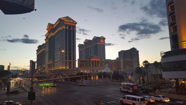 Ceasar's Palace hotelli Las Vegas